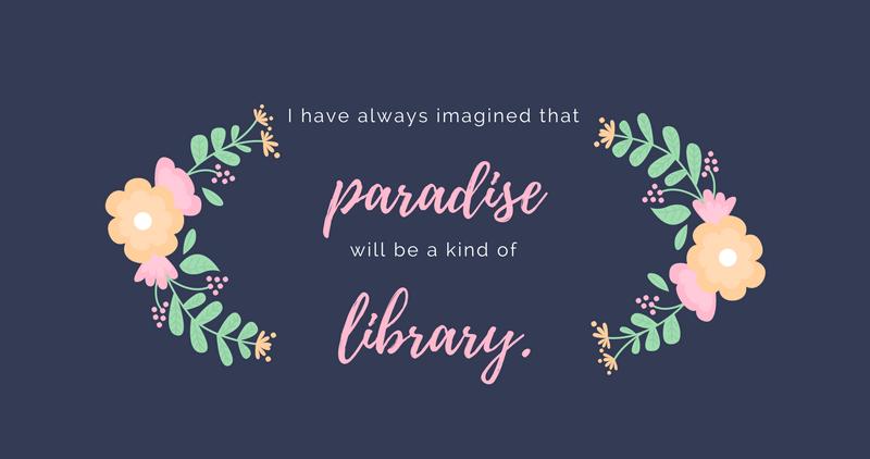 library paradise books bookshelf happiness bookworm